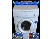 Quick Wash, Pro-Action Washing Machine, Gloss White, 5kg, Fully Reconditioned inc 6 Months Warranty