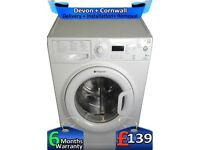 A++ Rated, 7KG, Hotpoint Washing Machine, LCD, Fast 1400, Factory Refurbished inc 6 Months Warranty