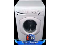 6Kg Hotpoint Aquarius Washing Machine, 1400, Quick Wash, Fully Reconditioned inc 6 Months Warranty