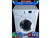 Indesit 9Kg Mega Drum, A+ Rated, Fast 1600, Quick Wash, Fully Reconditioned inc 6 Months Warranty
