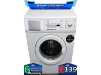 Top Tech, AEG Washing Machine, Fuzzy Logic, Big 7Kg, 1400, Factory Refurbished inc 6 Months Warranty