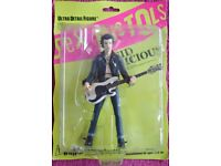 SEX PISTOLS ACTION FIGURES x 5 & 3D ALBUM COVER,,BUYER COLLECTS from Bramley Leeds 13