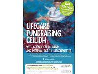 LifeCare Fundraising Ceilidh