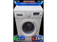 Touch Control, Top Siemens Ultra, Big 7Kg, Fast 1400, A++, Fully Reconditioned inc 6 Months Warranty