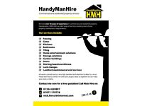 HandyManHire - No Job Too Big Or Small