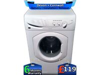 Fast 1400, Hotpoint Washing Machine, 6Kg Load, Aquarius, Factory Refurbished inc 6 Months Warranty