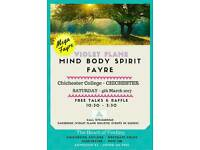 Chichester Mind Body Spirit Fayre