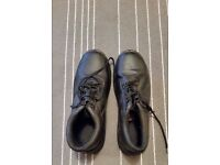 Men's Size 44 Steel Toe Safety Shoes