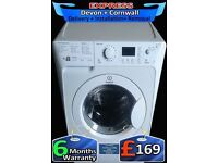 Fast 1600, Indesit 9Kg Mega Drum, A+ Rated, Quick Wash, Fully Reconditioned inc 6 Months Warranty