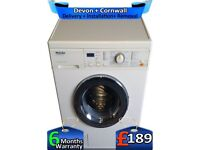 Top German Tech, Fast 1400, LCD, Miele Washing Machine, Factory Refurbished inc 6 Months Warranty