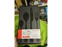 Alessi Nuovo Milano 4 piece table set x4