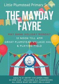 Little Plumstead primary's May Day fayre