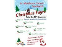 Christmas Fayre 25/11/17