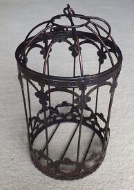 Ornamental Bird Cages x 10