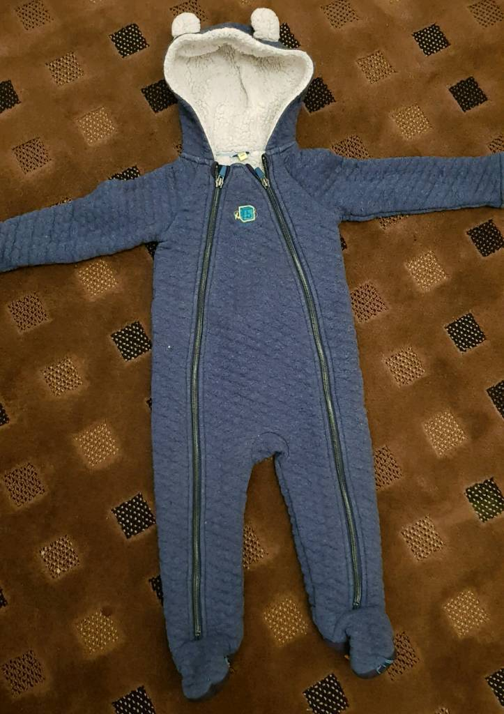 b99bb0feae0b Ted Baker snow  pram suit size 12- 18 months