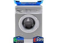 Mini Wash, Beko Washing Machine, Slimline, 1100 spin, Factory Refurbished inc 6 Months Warranty
