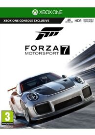 Forza Motorsport 7 - XBOX ONE BRAND NEW SEALED