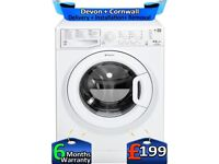 8+6KG, Fast Wash, Top Tech, A+, Hotpoint Washer Dryer, Factory Refurbished inc 6 Months Warranty