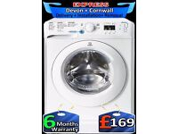 AAA+ Rated, Indesit 9Kg Mega Drum, Very Fast 1600 spin, Fully Reconditioned inc 6 Months Warranty