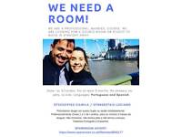 Double room wanted