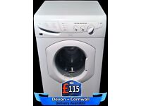 Quick Wash, 6Kg Hotpoint Aquarius Washing Machine, Fully Reconditioned inc 6 Months Warranty