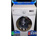 Quick Wash, 7KG Drum, A+ Rated Washing Machine, LG Ultimate, Fully Refurbished inc 6 Months Warranty