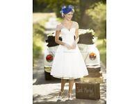 Size12-14 wedding dress