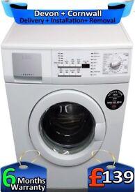 7Kg Load, Fuzzy Logic, Fast 1400, AEG Washing Machine, Factory Refurbished inc 6 Months Warranty