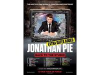 Jonathan Pie Comedy Tickets Leeds Town Hall