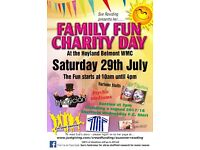 Family Fun Day For Research into Motor Neurone Disease