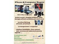 Fast phone and computer repair service !!! affordable prices & GUARATNTEE , NO FIX NO FEE