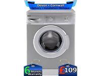 Slimline, 1100 spin, Mini Wash, Beko Washing Machine, Factory Refurbished inc 6 Months Warranty
