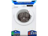 1500 Spin, 8kg Drum, AAA+, Hoover Washing Machine, Factory Refurbished inc 6 Months Warranty