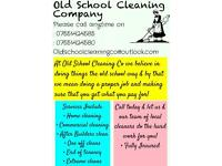 Old School Cleaning Company