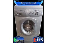 Fast 1400 Spin, Hotpoint Fast wash, 6Kg Drum, Graphite Grey, Fully Refurbished inc 6 Months Warranty
