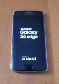Samsung Galaxy S6 Edge 128GB Boxed and Unlocked