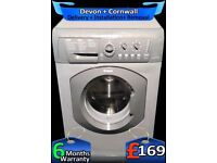Hotpoint Washer Dryer, A+, 7Kg Load, Fast 1400, Quick Wash, Fully Refurbished inc 6 Months Warranty