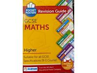 Pocket Posters: The Pocket-Sized Revision Maths (Higher) Study Pack