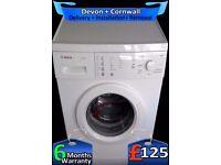 Bosch Touch Control, Fast 1400, Rapid Wash Washing Machine, Fully Refurbished inc 6 Months Warranty