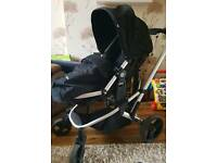 Mothercare xpedior travel system pram