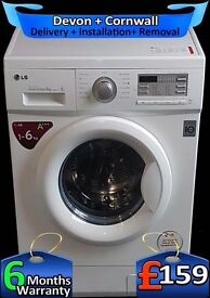 LG, Direct Drive, Medic Rinse, Silent, AAA+, Fast wash, Fully Refurbished inc 6 Months Warranty