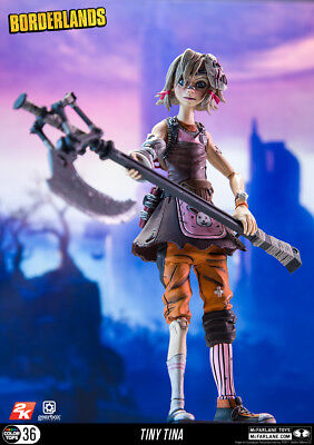 Bethesda 2K Modern Icons Borderlands 3 Tiny Tina Statue