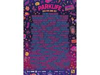 Parklife Ticket