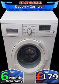 Top Siemens Ultra, Touch Control, Big 7Kg, Fast 1400, A++, Fully Reconditioned inc 6 Months Warranty