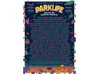Park Life Ticket