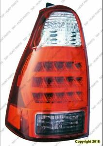 Tail Light Driver Side High Quality Toyota 4Runner 2006-2009