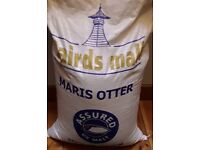 Past Best Before: 25kg Bairds Maris Otter Malt, 500g Chateau Aroma Speciality Malt, Homebrewing Beer