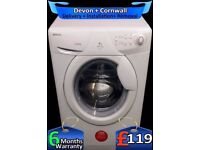 1600 Mega Spin, Fast Wash, Hoover Washing Machine, A+ Rated, Fully Refurbished inc 6 Months Warranty