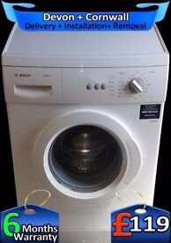 Fast 1400, Many Programs, Bosch Fast Wash Washing Machine, Fully Refurbished inc 6 Months Warranty
