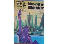 Vintage 1970's 'World of Wonder' magazine edition number 212.